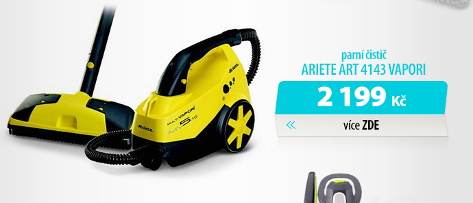 Parní čistič Ariete ART 4143 Vapori