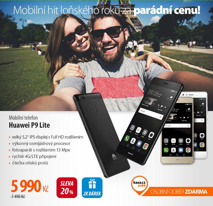 Mobilní telefon Huawei P9 Lite