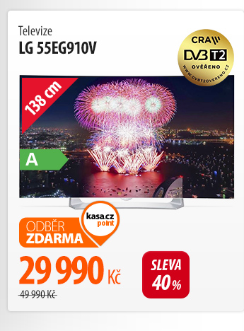 Televize LG 55EG910V