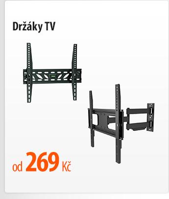 Držáky TV od 199 Kč