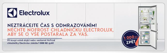 Electrolux + cashback
