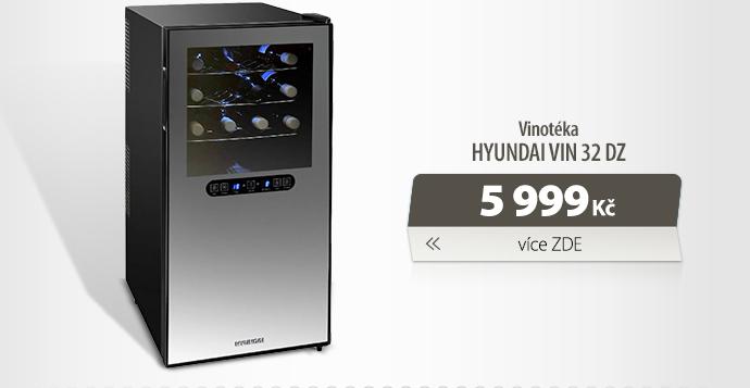 Vinotéka Hyundai VIN 32 DZ