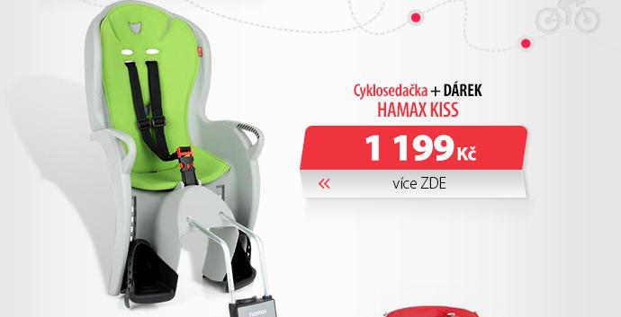 Cyklosedačka Hamax KISS
