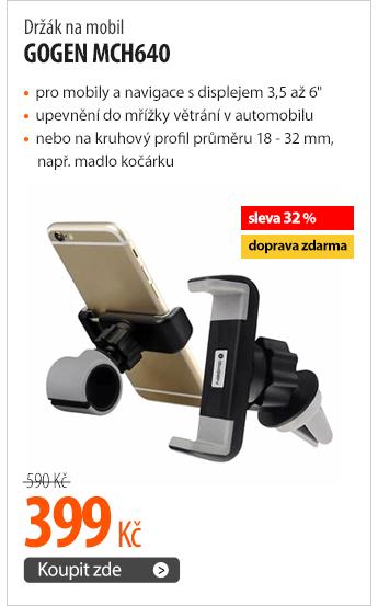 Držák na mobil GoGEN MCH640