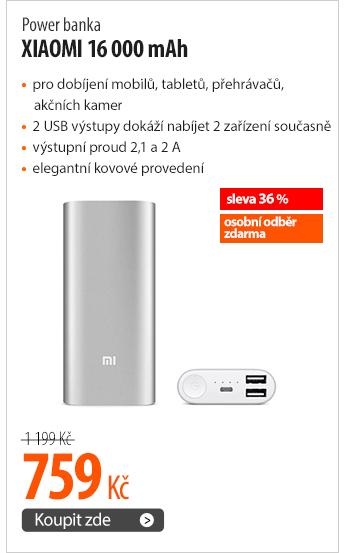 Power Bank Xiaomi 16.000 mAh