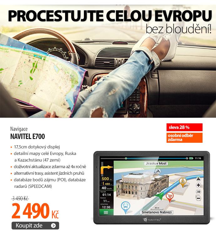 Navigace Navitel E700