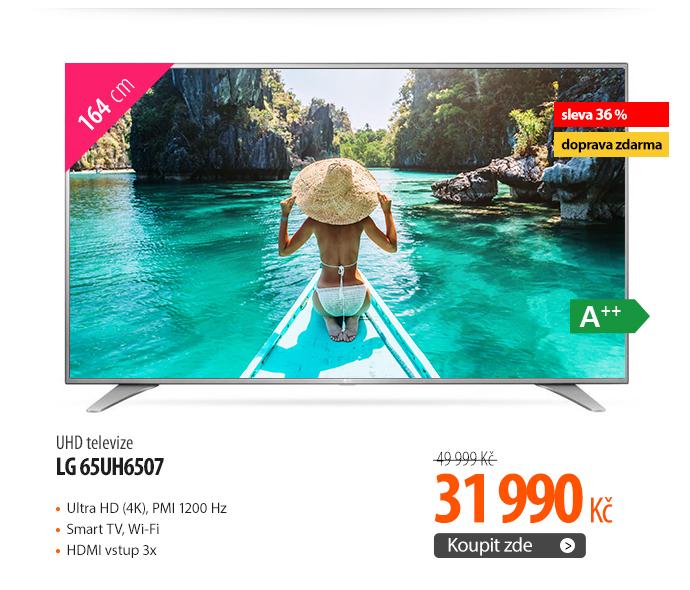 UHD televize LG 65UH6507