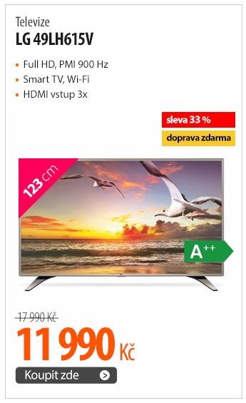 Televize LG 49LH615V
