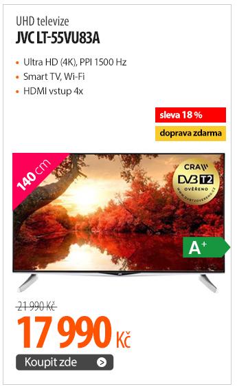UHD televize JVC LT-55VU83A