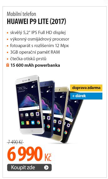 Mobilní telefon Huawei P9 lite (2017)