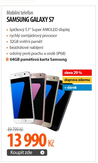Mobilní telefon Samsung Galaxy S7
