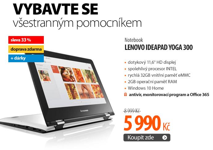 Notebook Lenovo IdeaPad YOGA 300