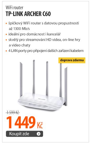 WiFi router TP-Link Archer C60