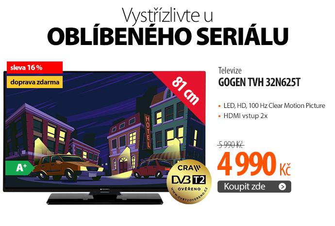 Televize GoGEN TVH 32N625T