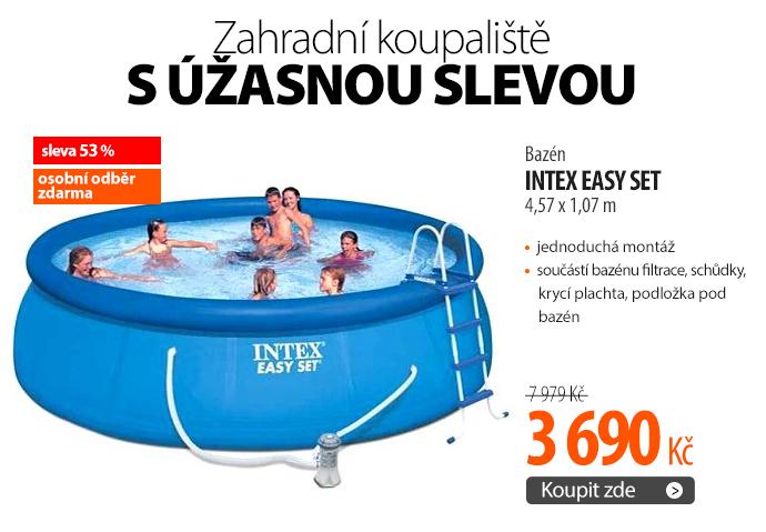 Bazén Intex Easy Set