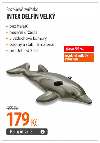 Bazénové zvířátko Intex Delfín velký