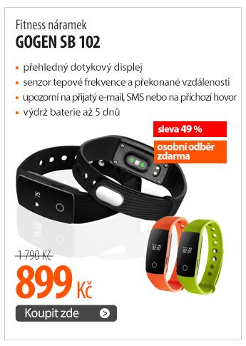 Fitness náramek GoGEN SB 102