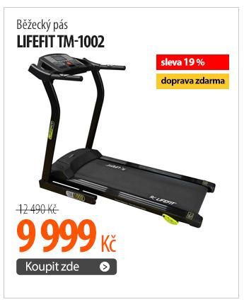 Běžecký pás LIFEFIT TM-1002