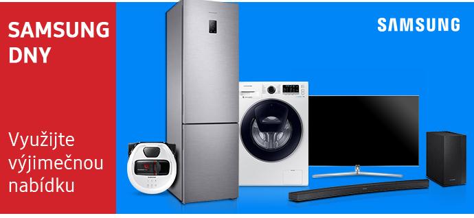 UŽIJTE si Samsung dny! Skvělé ceny GARANTOVÁNY!