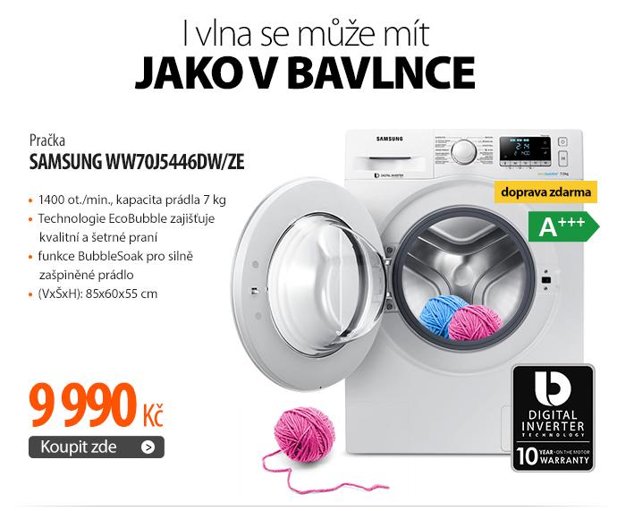 Pračka Samsung WW70J5446DW/ZE