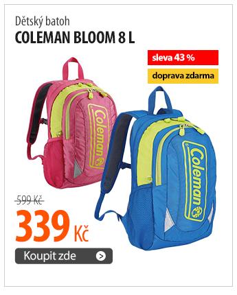 Dětský batoh Coleman Bloom 8 l