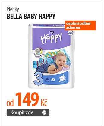 Plenky Bella Baby Happy od 149 Kč