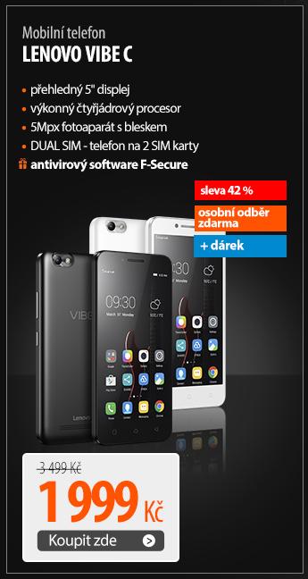 Mobilní telefon Lenovo VIBE C