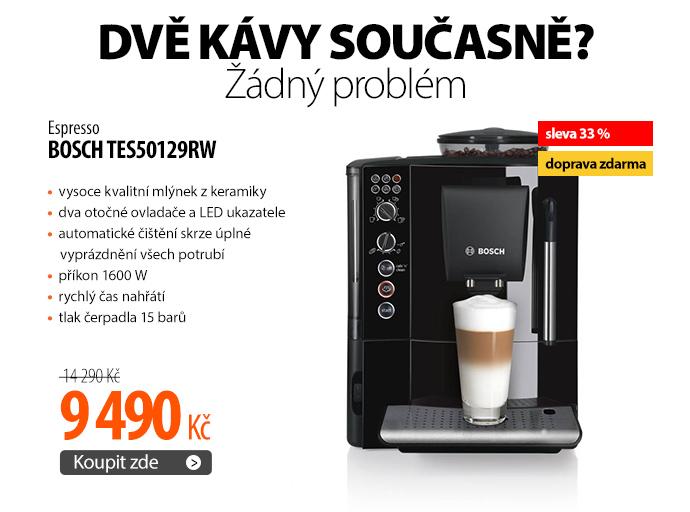 Espresso Bosch TES50129RW