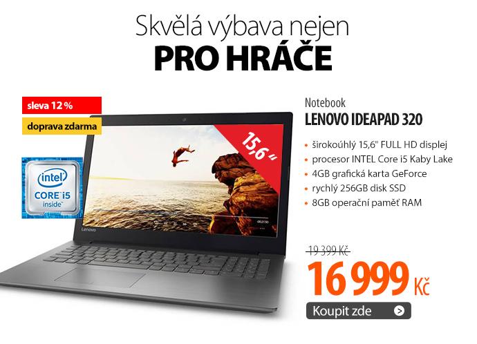 Notebook Lenovo IdeaPad 320-15IKBN