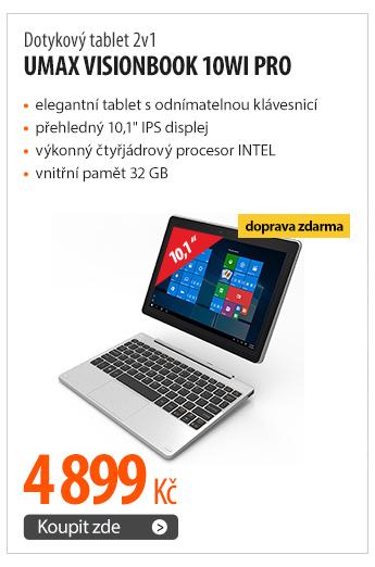 Zařízení 2v1 Umax VisionBook 10Wi Pro
