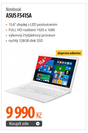Notebook Asus F541SA