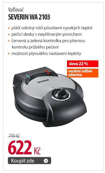 Vaflovač Severin WA 2103