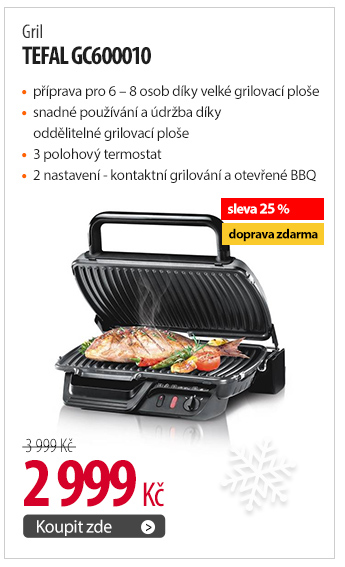 Gril Tefal GC600010