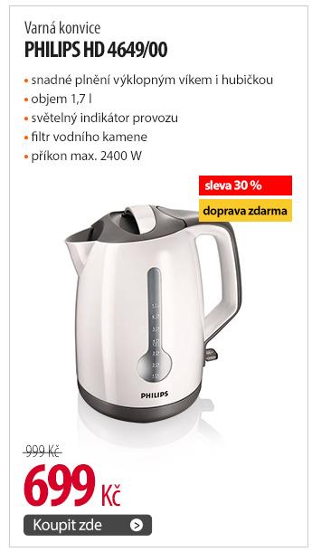 Varná konvice Philips HD 4649/00