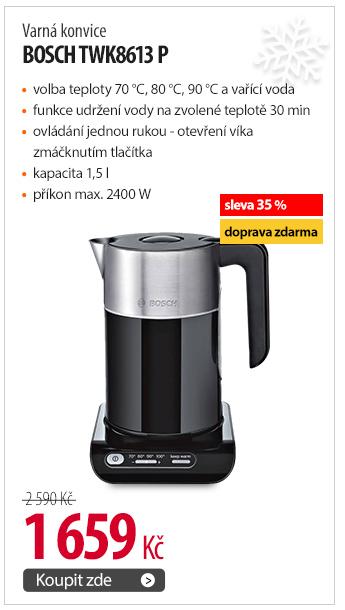 Varná konvice Bosch TWK8613 P