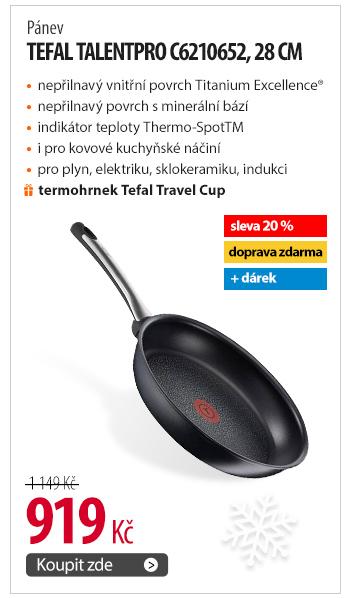 Pánev Tefal TalentPro C6210652, 28 cm