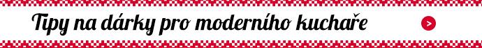 Tipy na dárky pro moderního kuchaře >