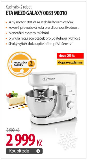 Kuchyňský robot ETA Mezo Galaxy 0033 90010