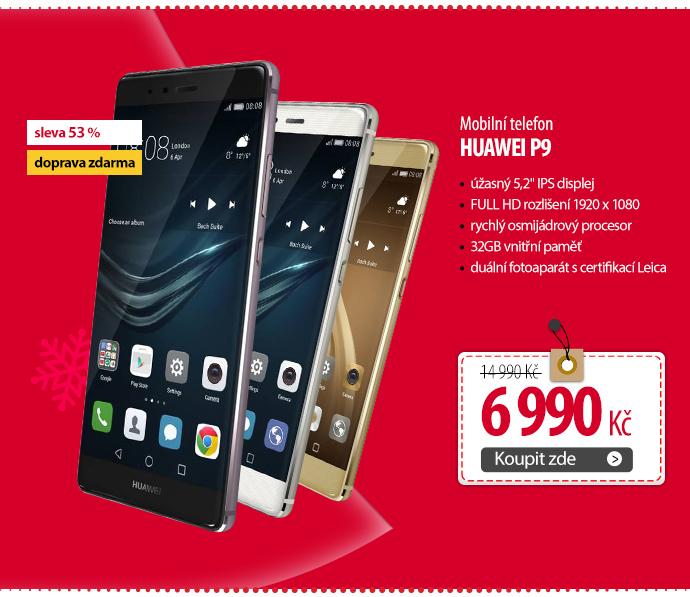 Mobilní telefon Huawei P9