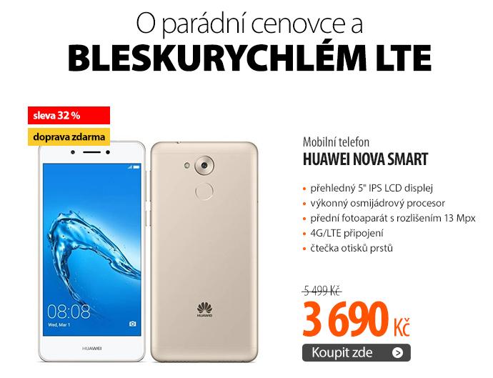 Mobilní telefon Huawei Nova Smart