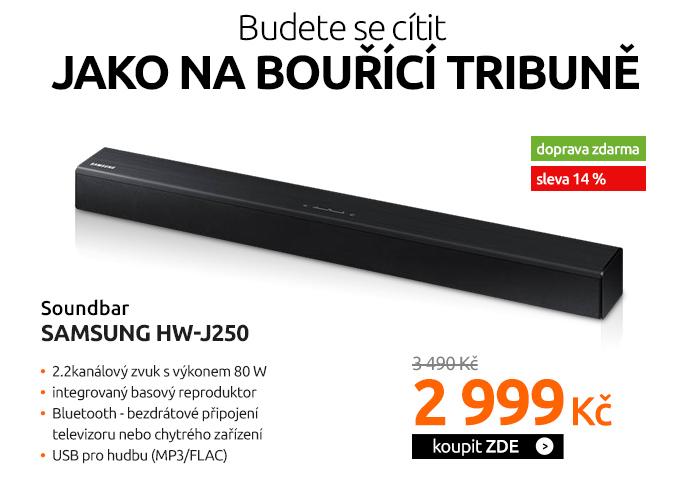 Soundbar Samsung HW-J250