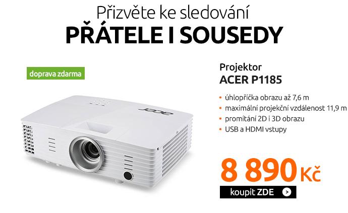 Projektor Acer P1185