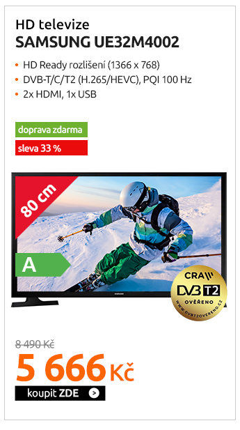 HD televize Samsung UE32M4002