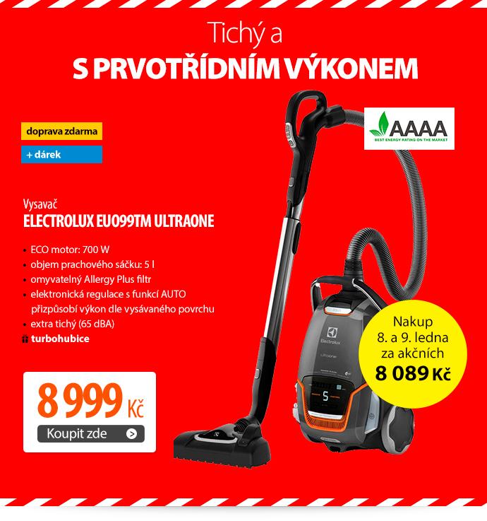 Vysavač Electrolux EUO99TM UltraOne
