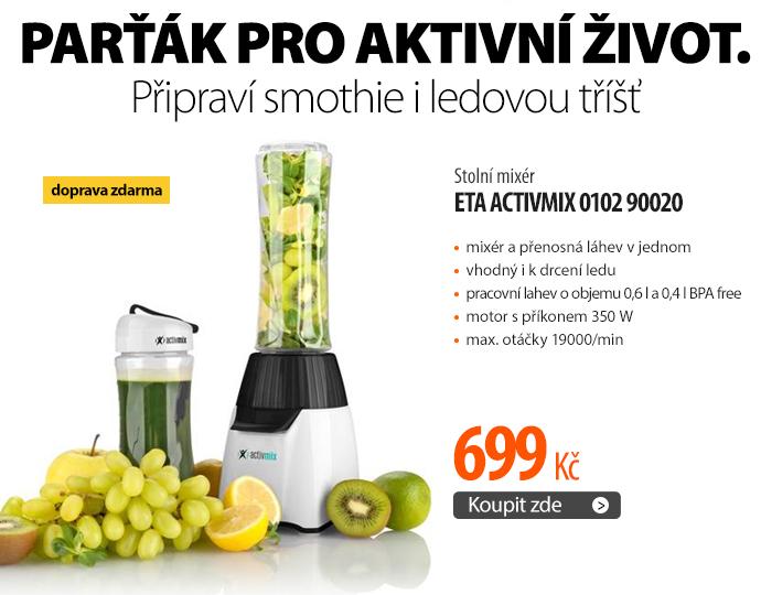 Stolní mixér ETA ActivMix 0102 90020