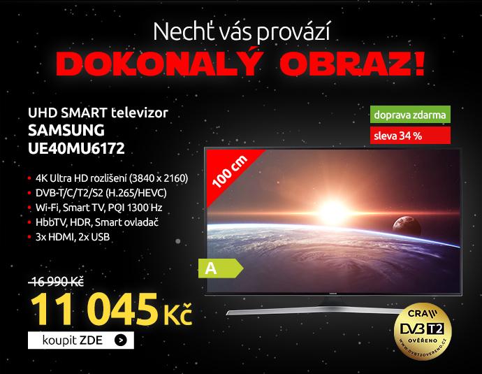 UHD SMART televizor Samsung UE40MU6172