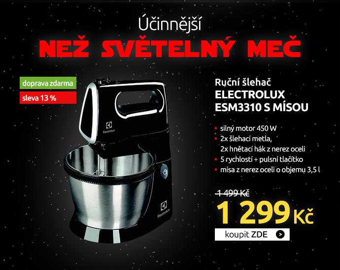 Ruční šlehač Electrolux ESM3310 s mísou