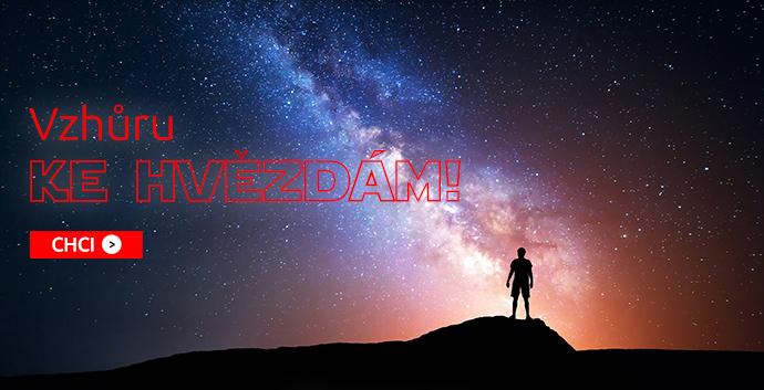 Vzhůru ke hvězdám!