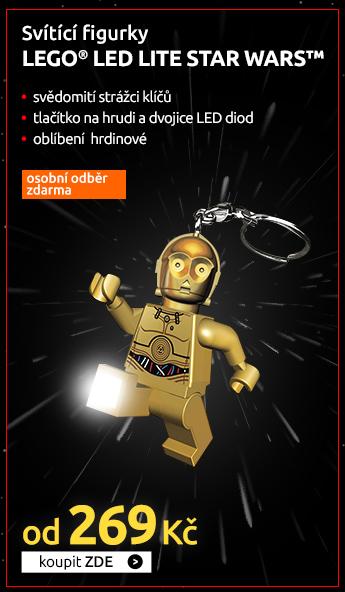 Svítící figurky LEGO® LED Lite STAR WARS™