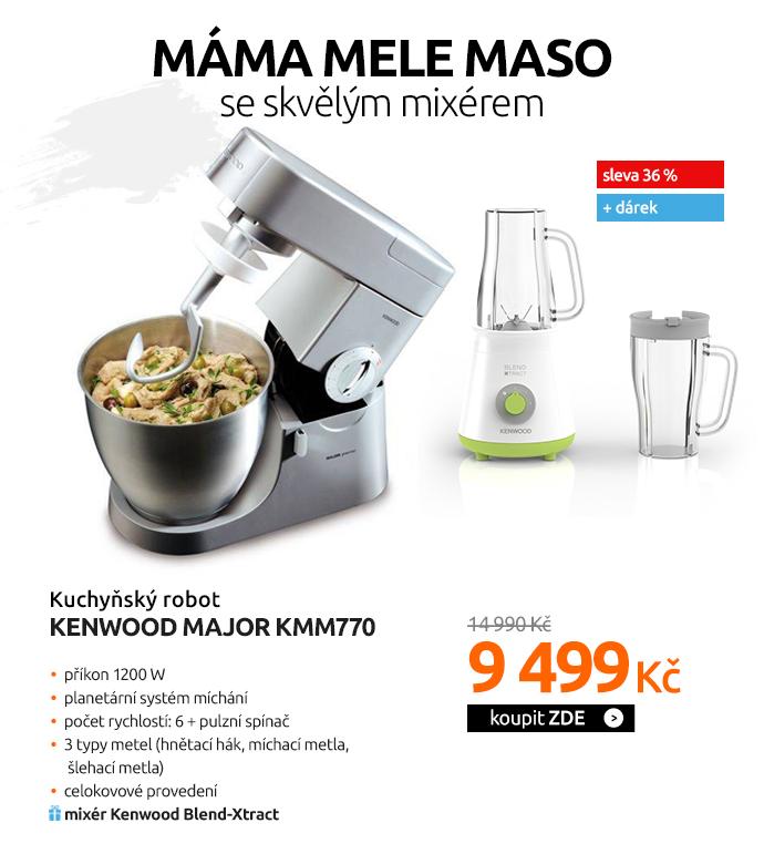 Kuchyňský robot Kenwood Major KMM770